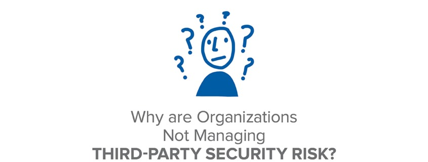 Why are Organizations Not Managing Third-Party Security Risk?