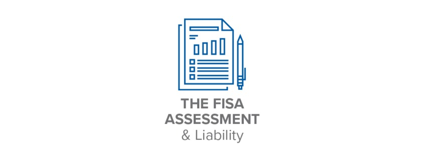The FISA Assessment and Liability