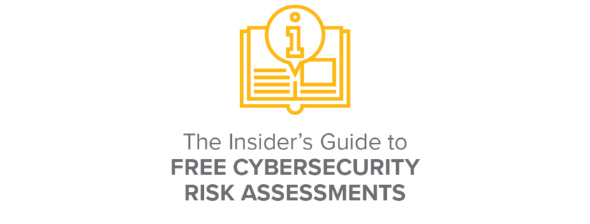 free cybersecurity risk assessment