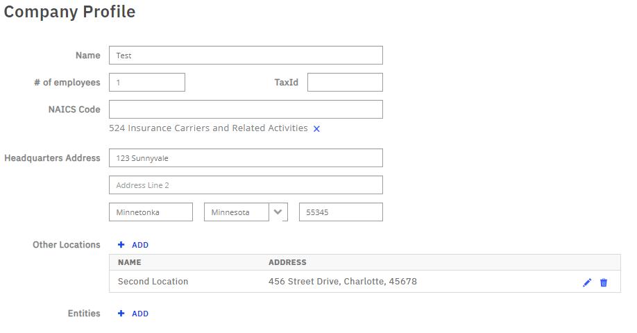 company profile securitystudio