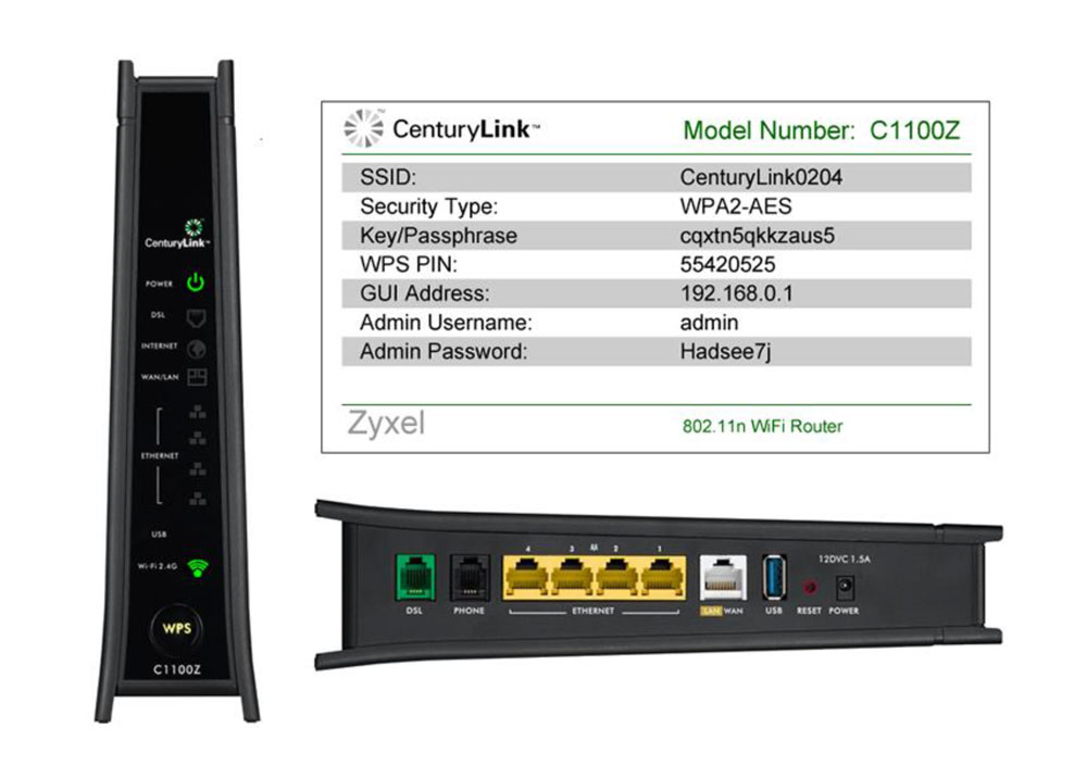 router info
