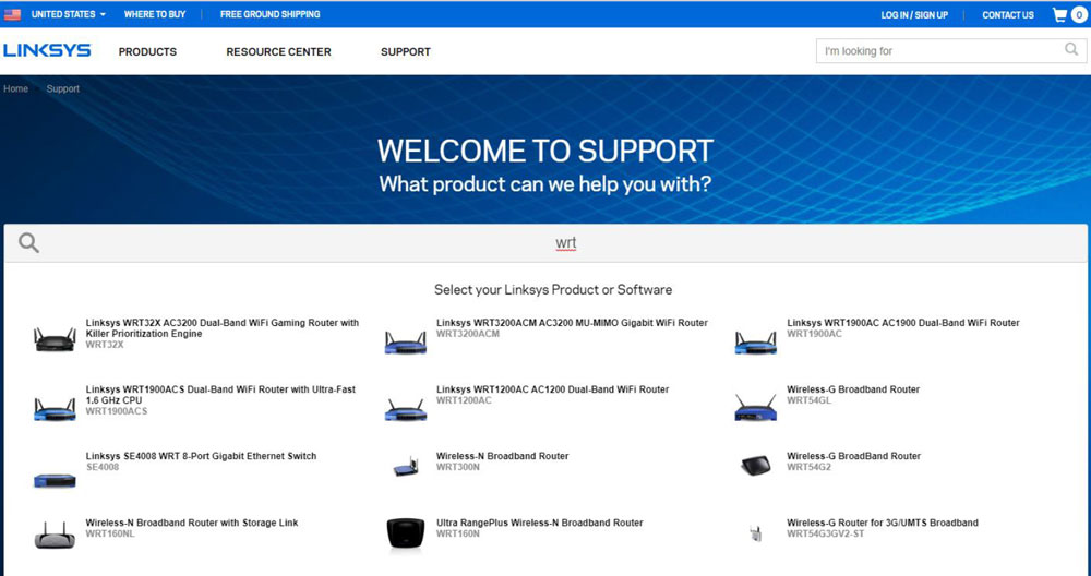 router driver download