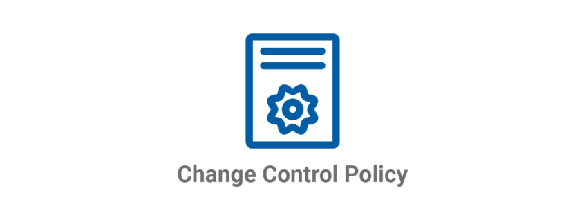 Change Control Policy