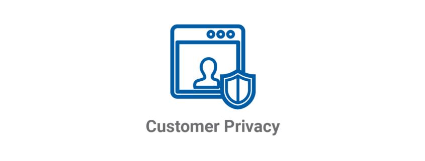Customer Privacy 1