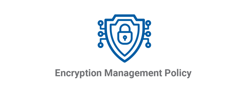 Encryption Management Policy