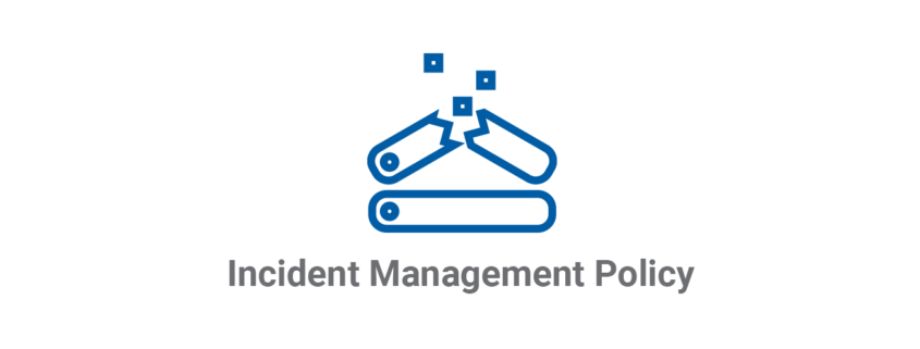 Incident Management Policy