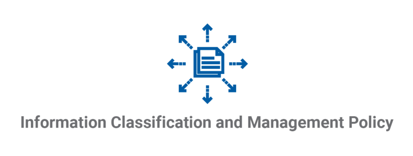 Information Classification and Management Policyd