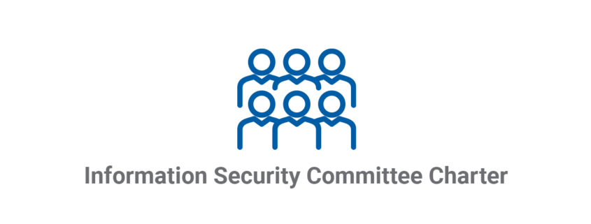 Information Security Committee Charter