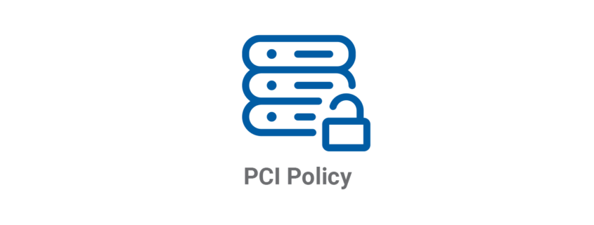 PCI Policy