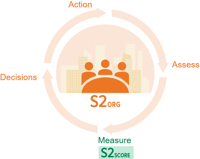 Organization Security Assessment with S2ORG